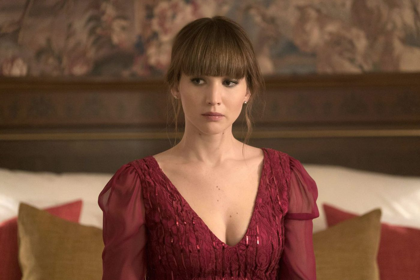 'Red Sparrow': Jennifer Lawrence's Russian spy thriller lays egg
