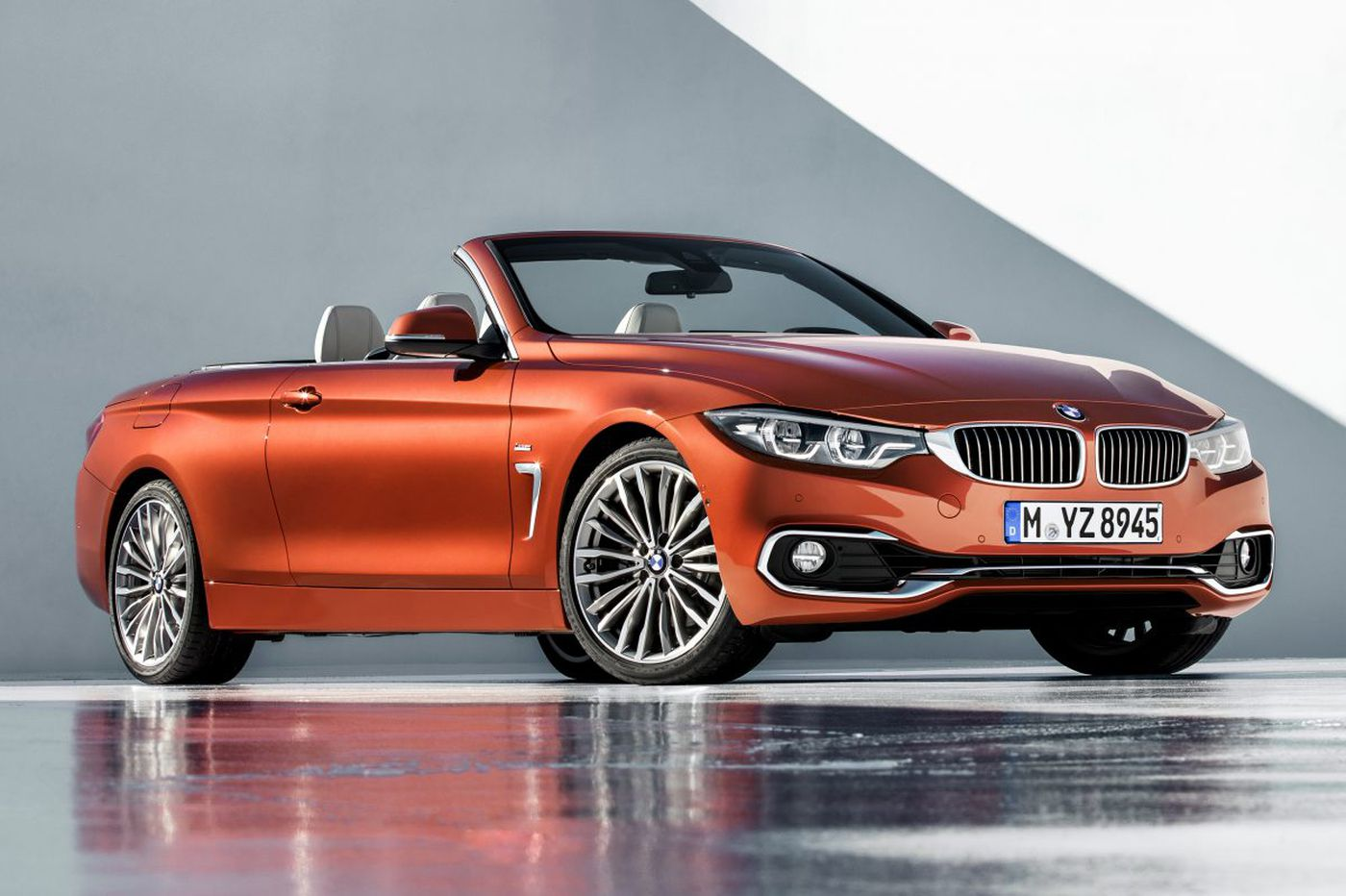 BMW 4 series: A performance-minded makeover for 2018