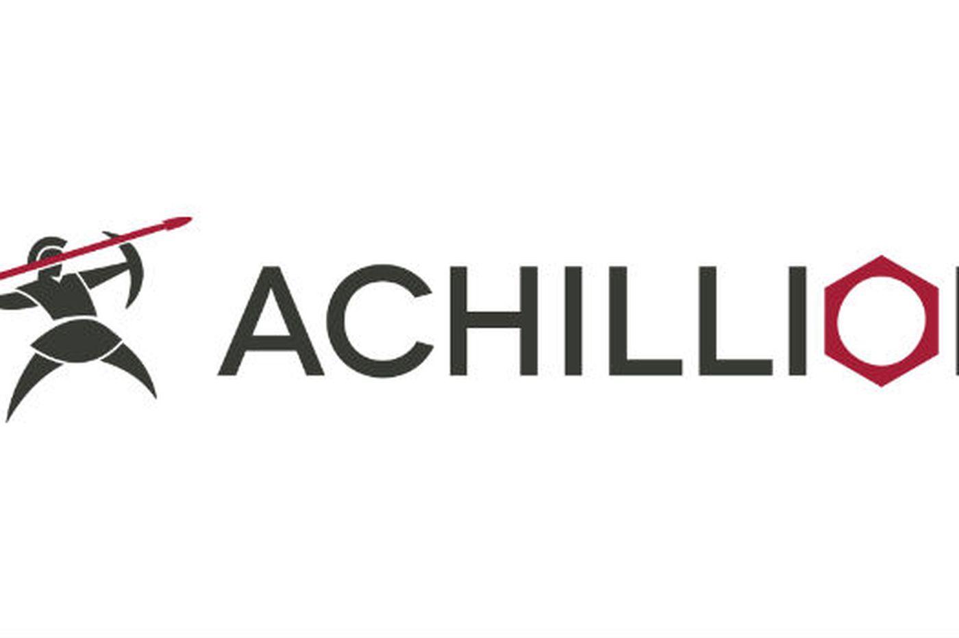 Boston firm acquires Achillion for $930 million, plus extra if drugs advance