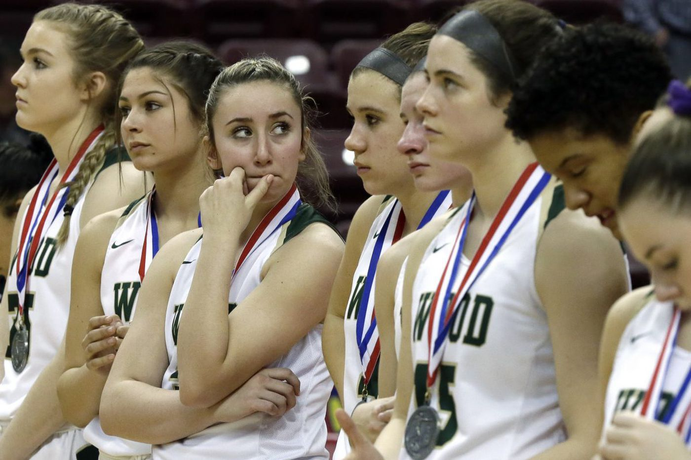 Archbishop Wood girls fall in closing seconds of PIAA Class 5A basketball championship