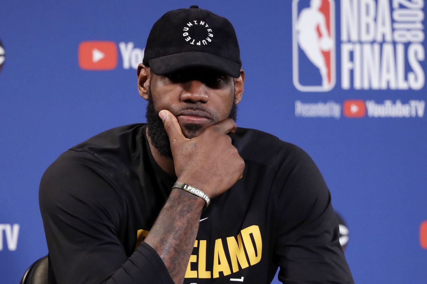 The Eagles, professionally speaking, are LeBron James fans   Bob Ford