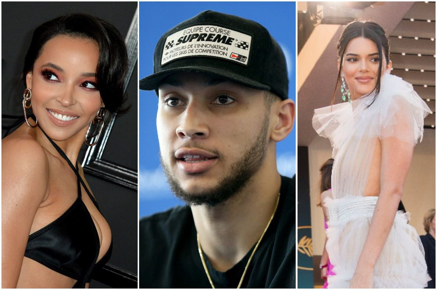 d3bd21fa0 Ben Simmons accused of cheating on Tinashe with Kendall Jenner