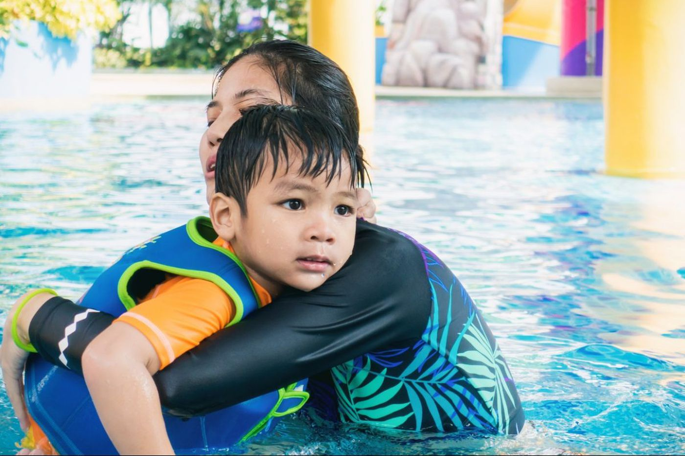 Drowning is never dry: Two ER doctors explain the real swimming danger kids face