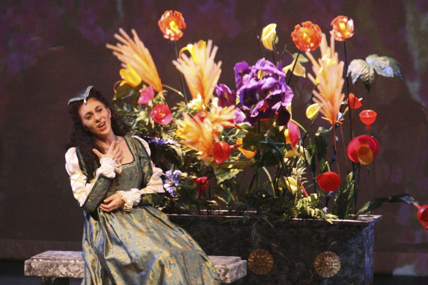 Local opera company struggling - and struggling - to pay its artists