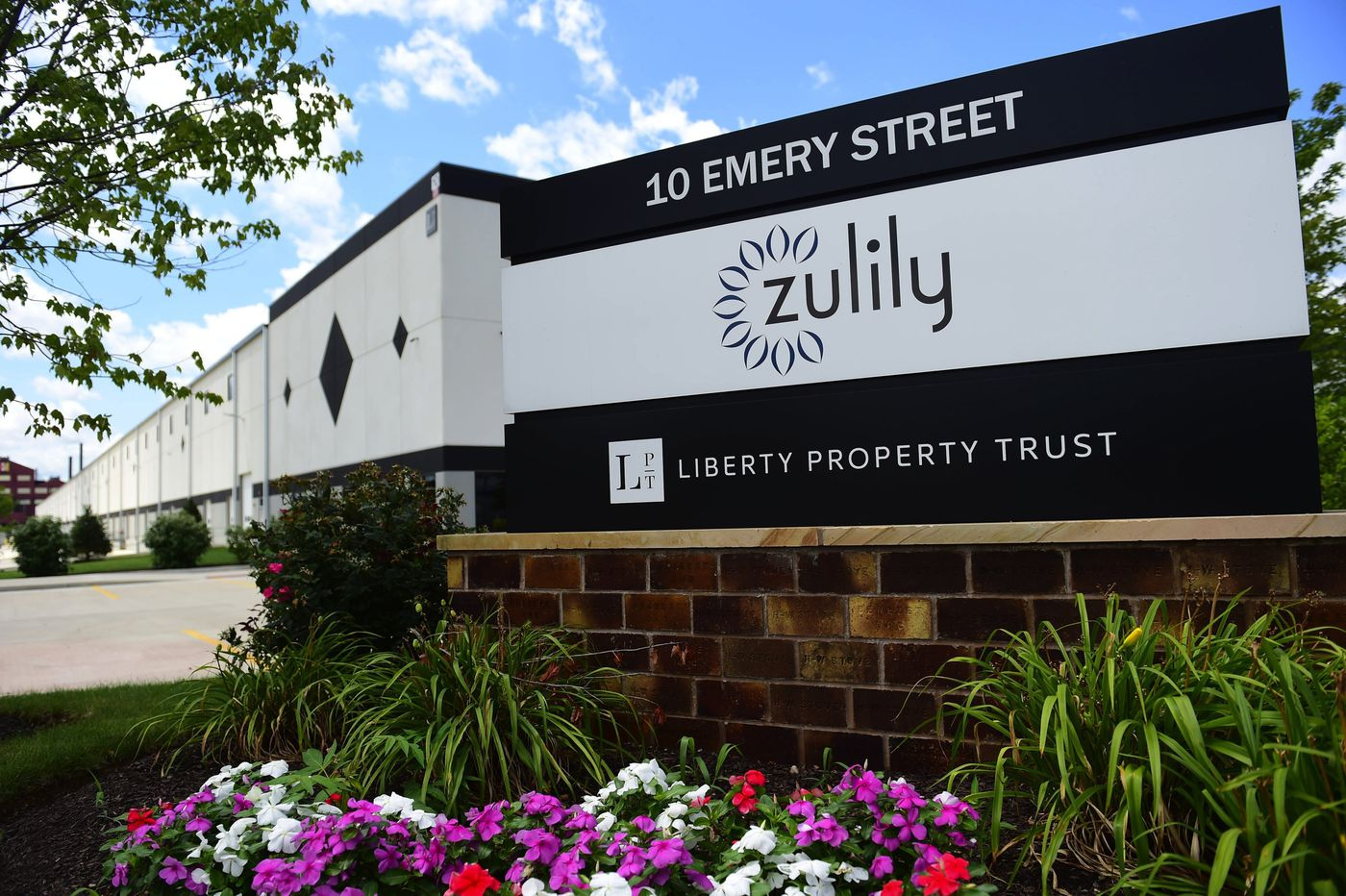 Liberty Property Trust shares soar on news of its acquisition by warehouse giant Prologis