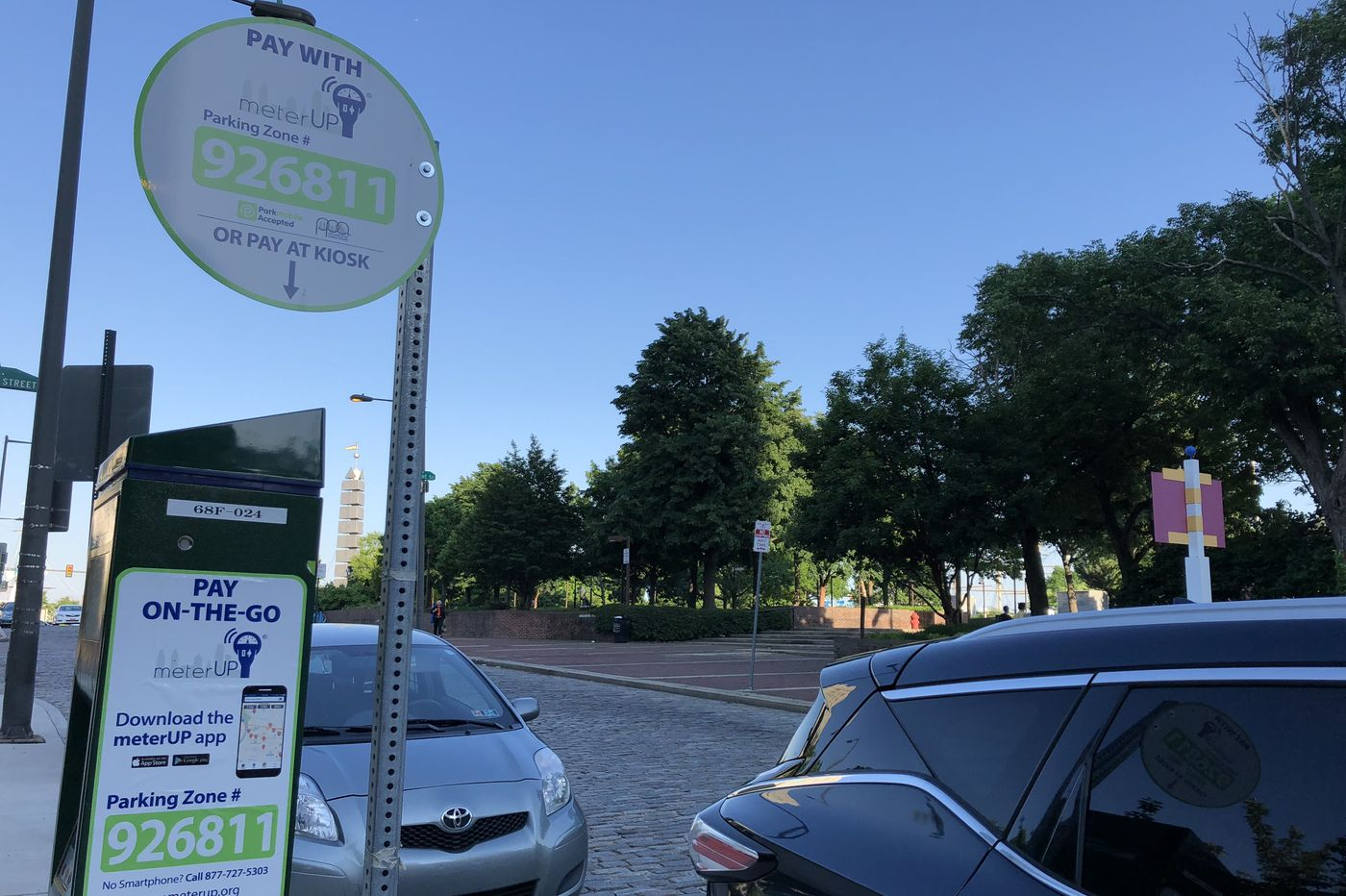 Pay-by-phone parking expands as PPA eyes new parking policies
