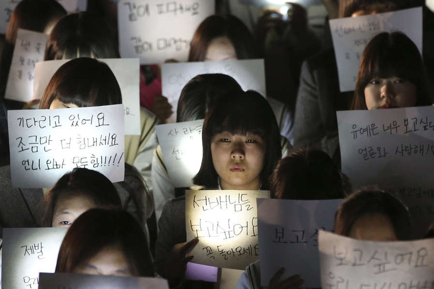 S. Korea ferry captain, 2 crew members arrested