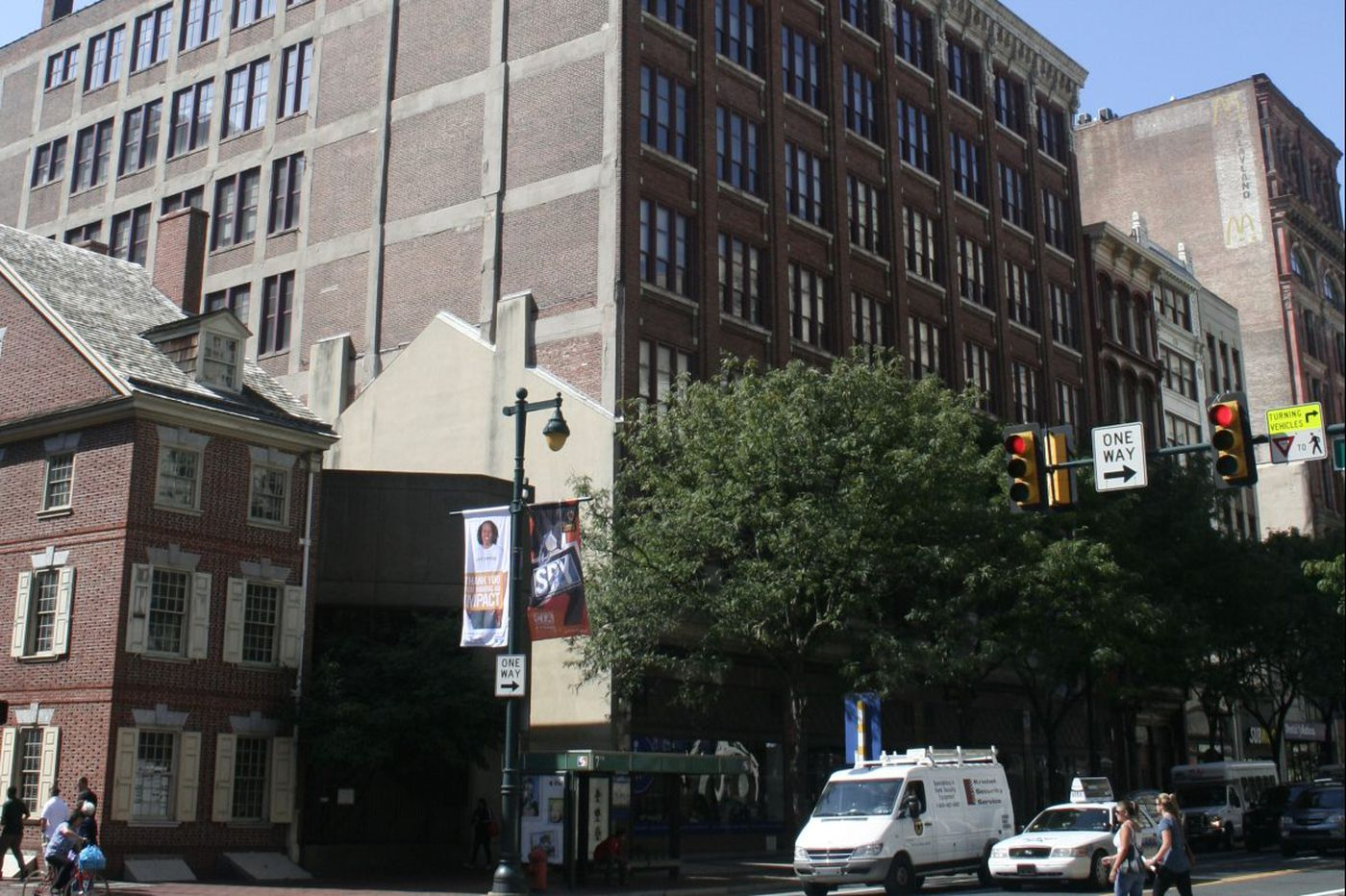Philly court divisions to relocate after Arch St. building sold to create apartments