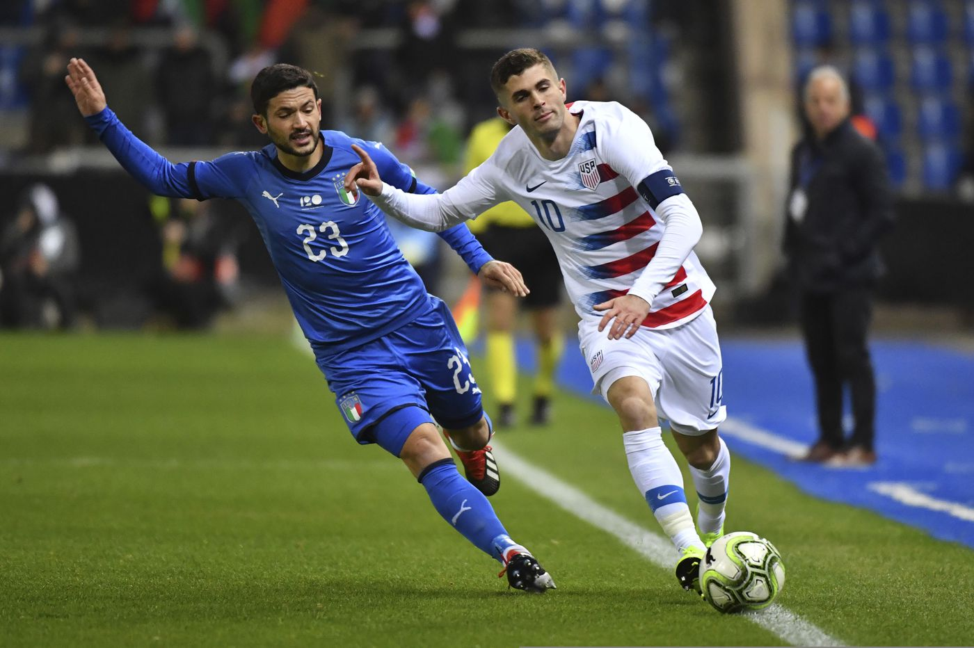 Christian Pulisic wants opponents to fear the USMNT, but knows it will take time