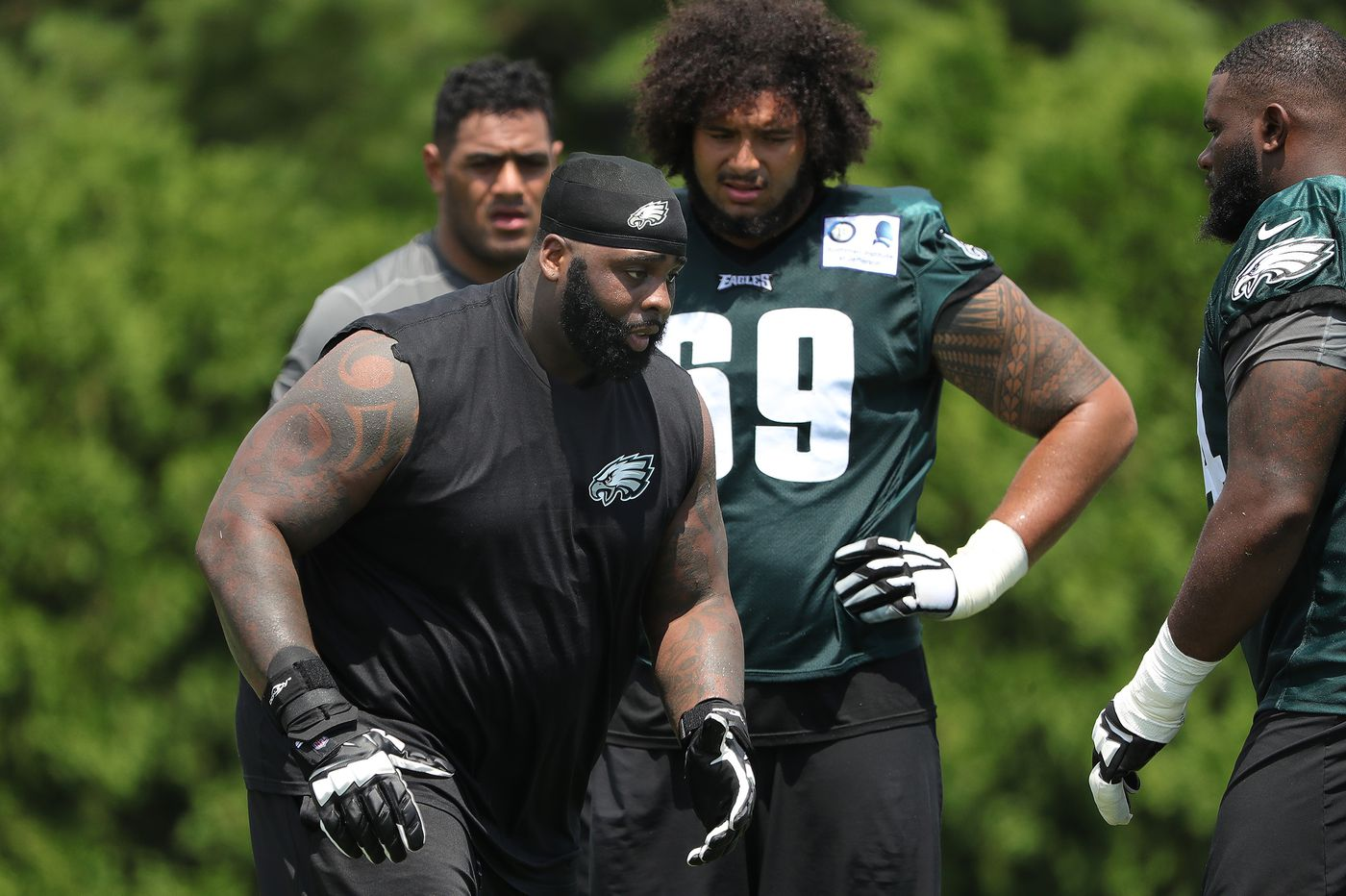 At 36, retirement is the furthest thing from Jason Peters' mind