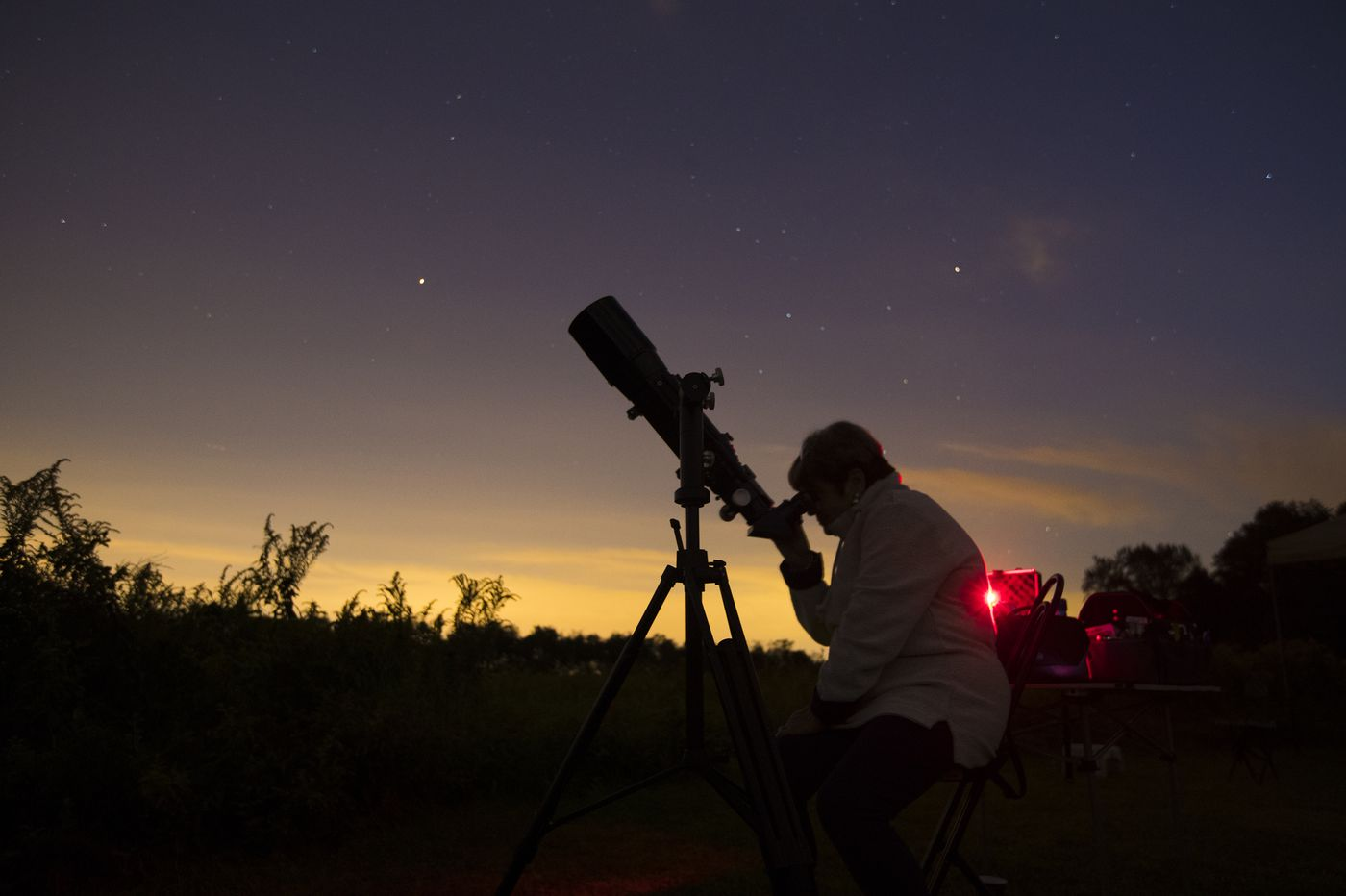 Stargazing around Philadelphia: Everything you need to know
