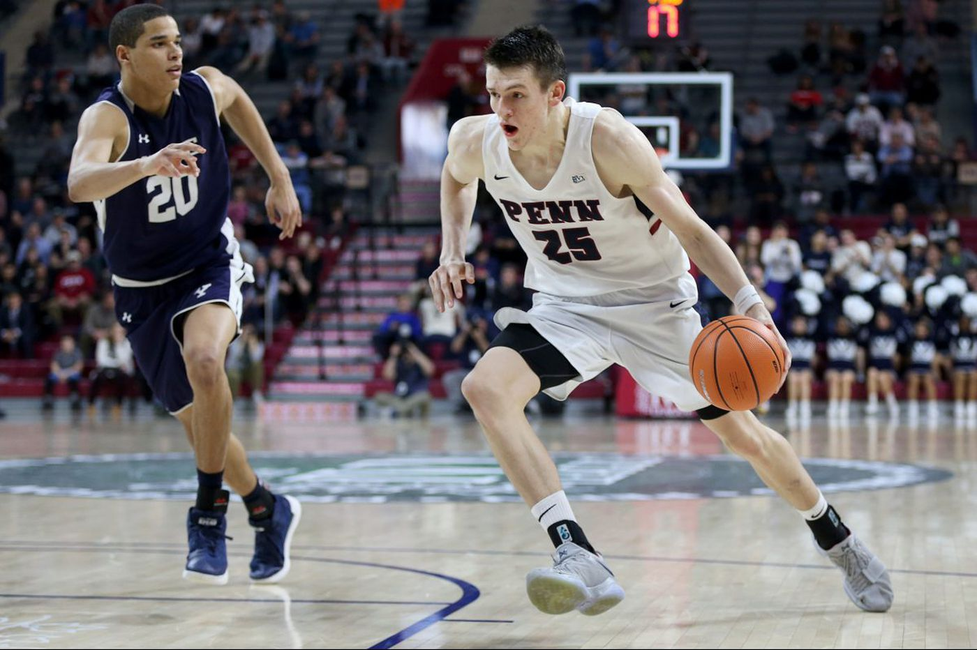 Penn takes out Yale, will face Harvard for NCAA bid