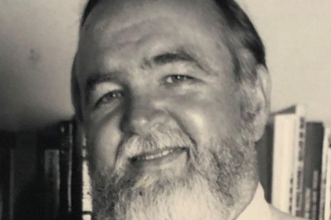 Walter H. Moleski, former Drexel architecture professor, dies at 82
