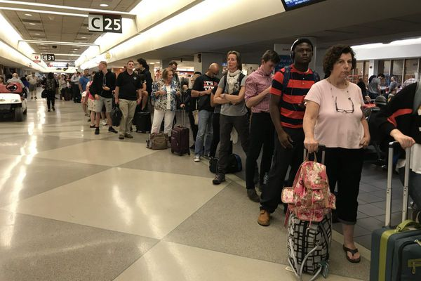 American Airlines stranded our reporter at PHL for 38 hours (Update: She made it to L.A.!)