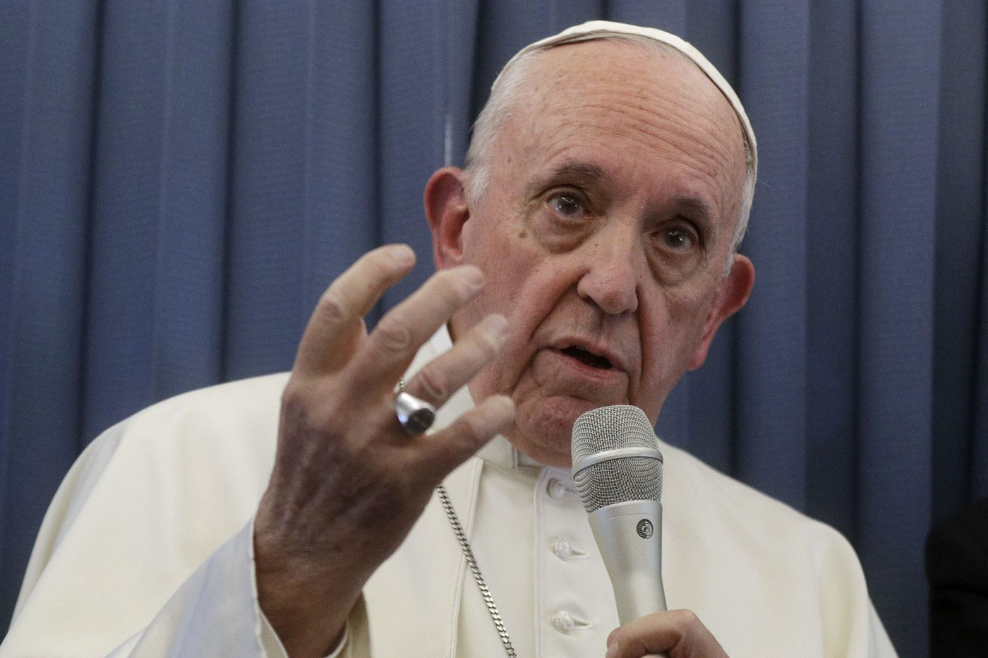 Pope Francis must lead the Catholic Church toward truth and transparency | Editorial