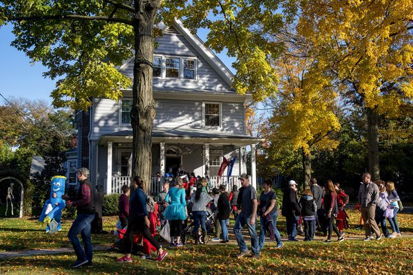 These are the best places for trick-or-treating in the Philadelphia area