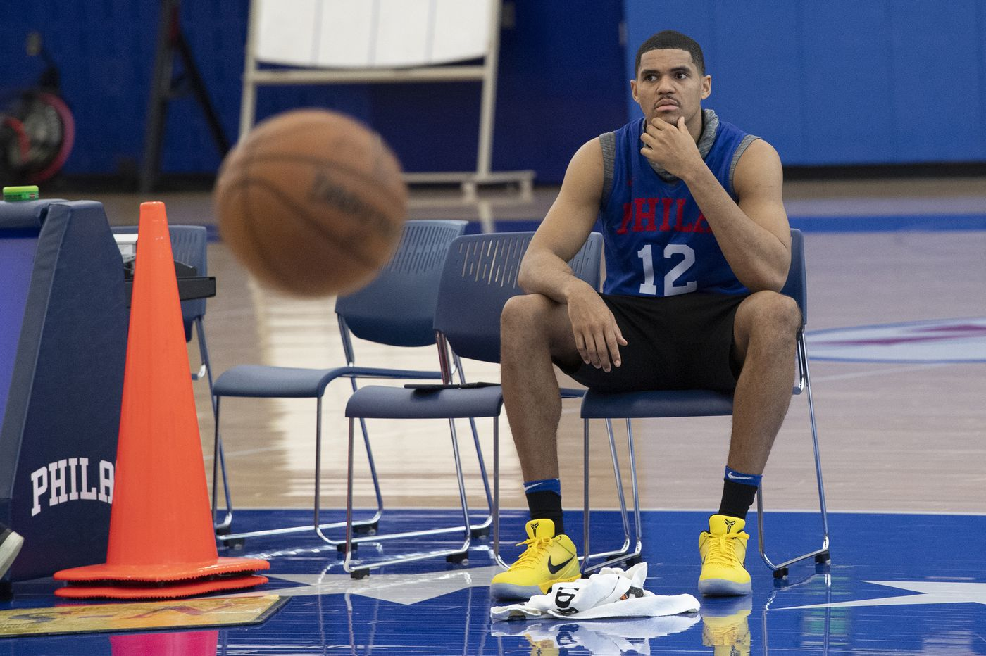Sixers found comfort in meeting together in the aftermath of the Kobe Bryant tragedy