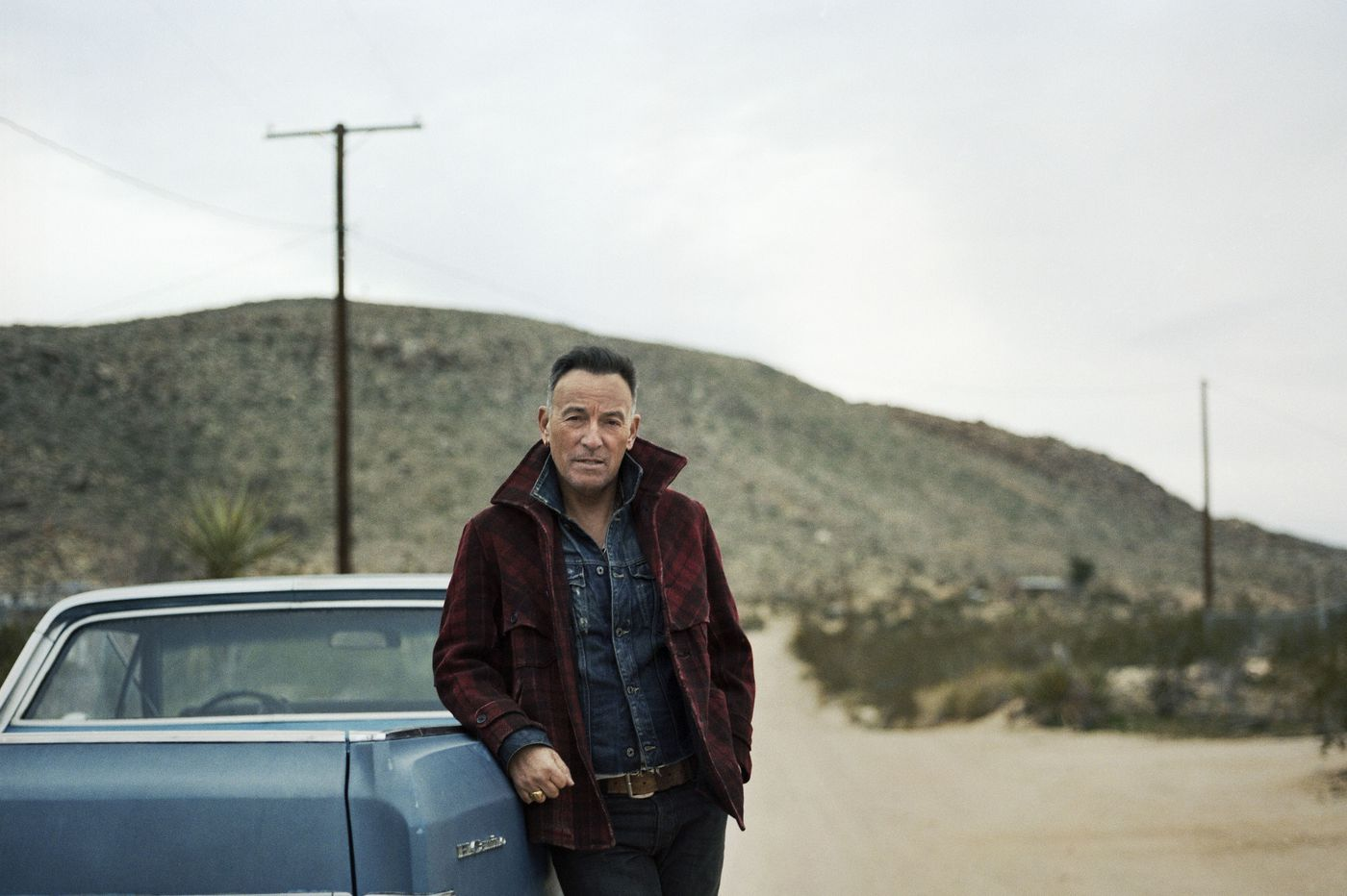 Bruce Springsteen tries out a new sound, under the 'Western Stars'