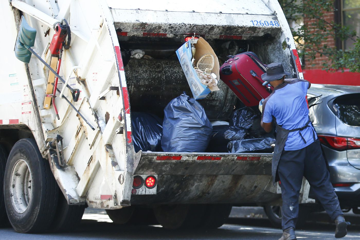 Upper Darby's entire sanitation department is being quarantined for two weeks. Here's where you can drop off trash in the meantime.