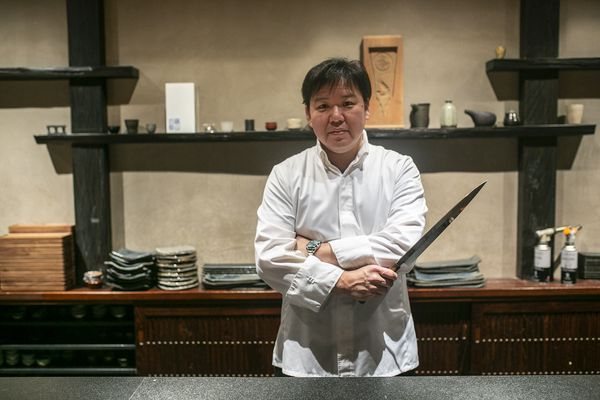 For Philadelphia chefs, a knife is more than a tool — it's a slice of life