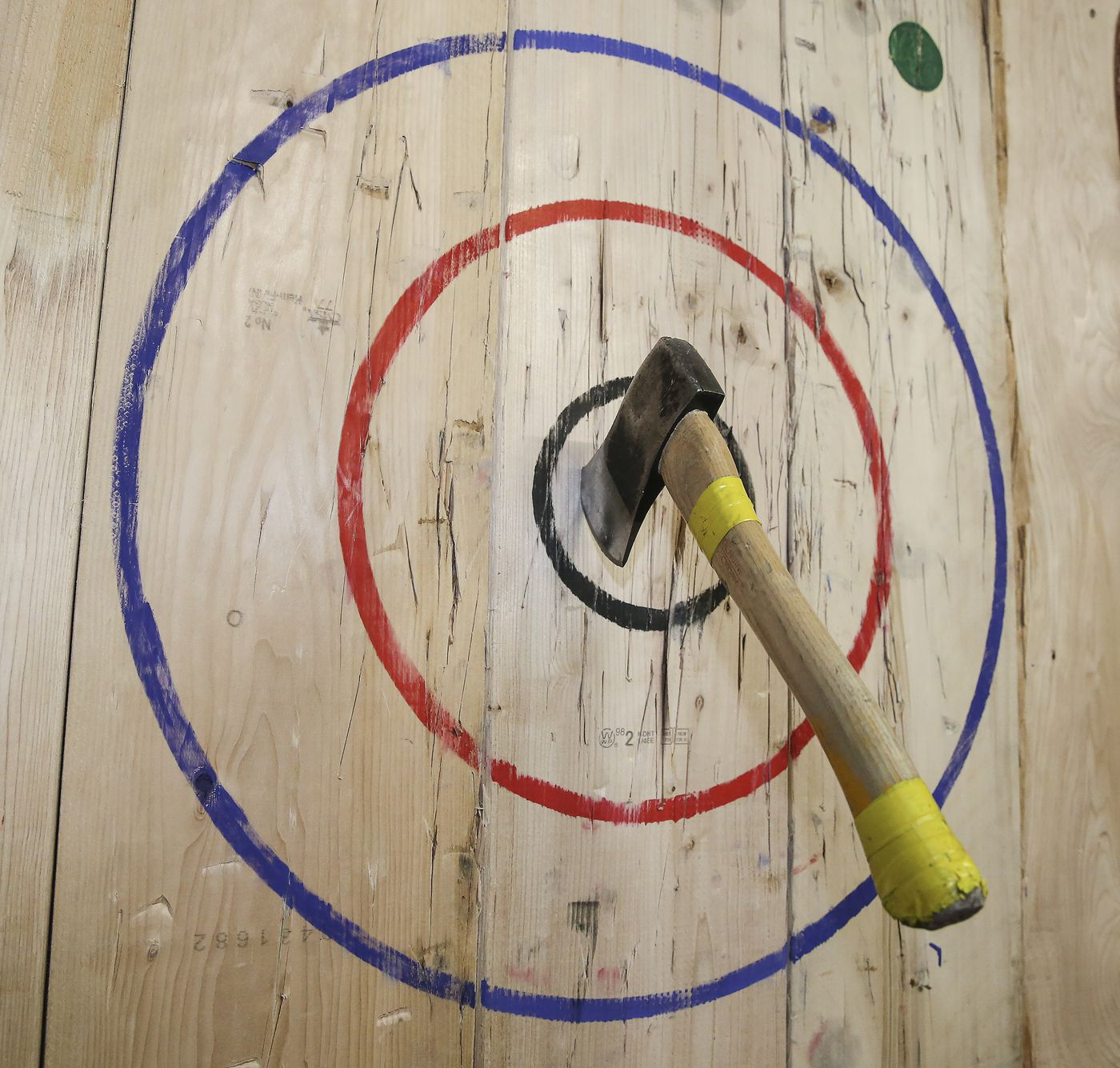 The basics of ax-throwing, according to Philly's best ax