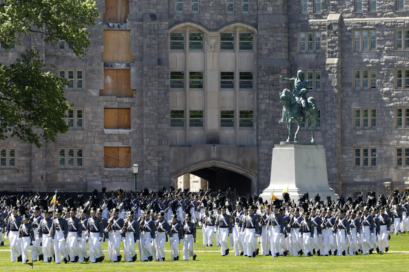 West Point cadet found dead on campus after massive four-day search