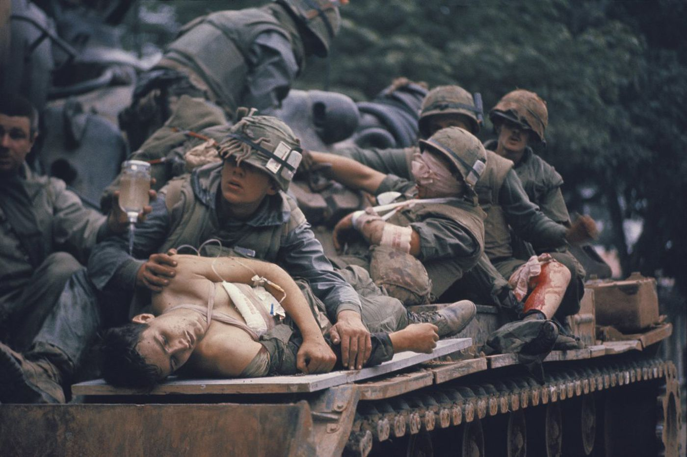 Mark Bowden: Through the fog of the Vietnam War, getting the Hue story right