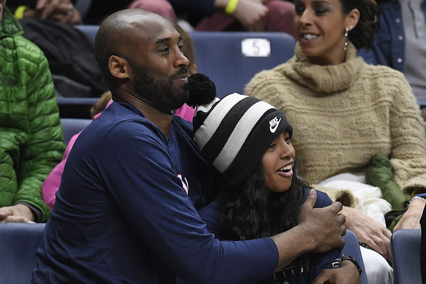 Kobe Bryant, daughter Gianna quietly buried in a private family service