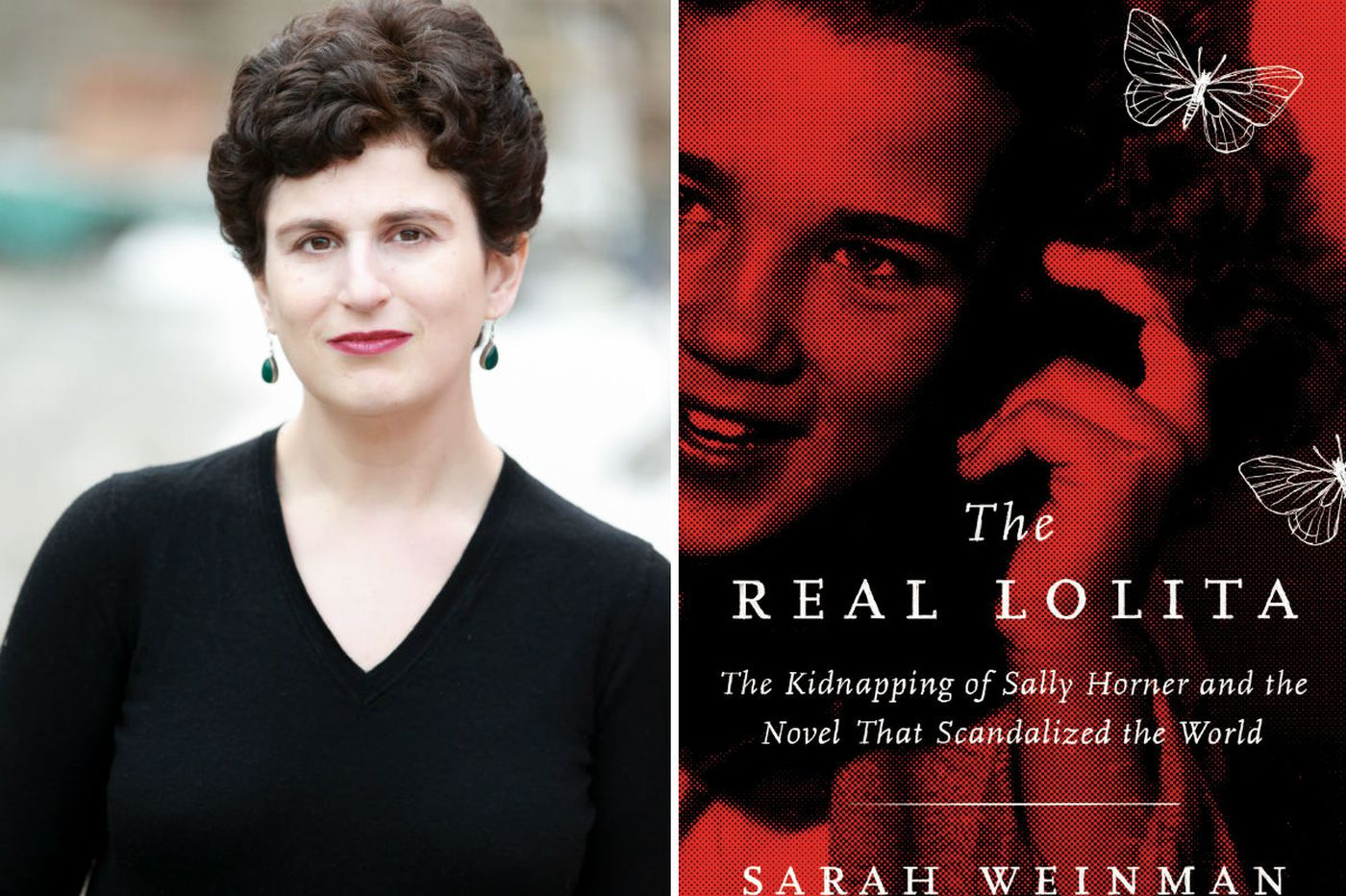 Sarah Weinman's 'The Real Lolita': A girl is kidnapped in Camden, and a great novel is written
