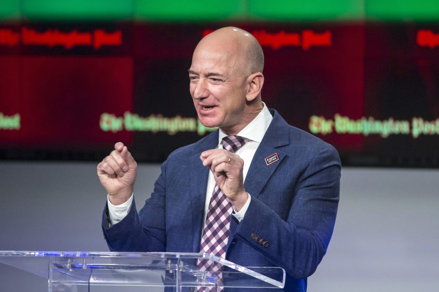 Union chief Johnny Doc pitches Philly as HQ2 to Amazon's Bezos