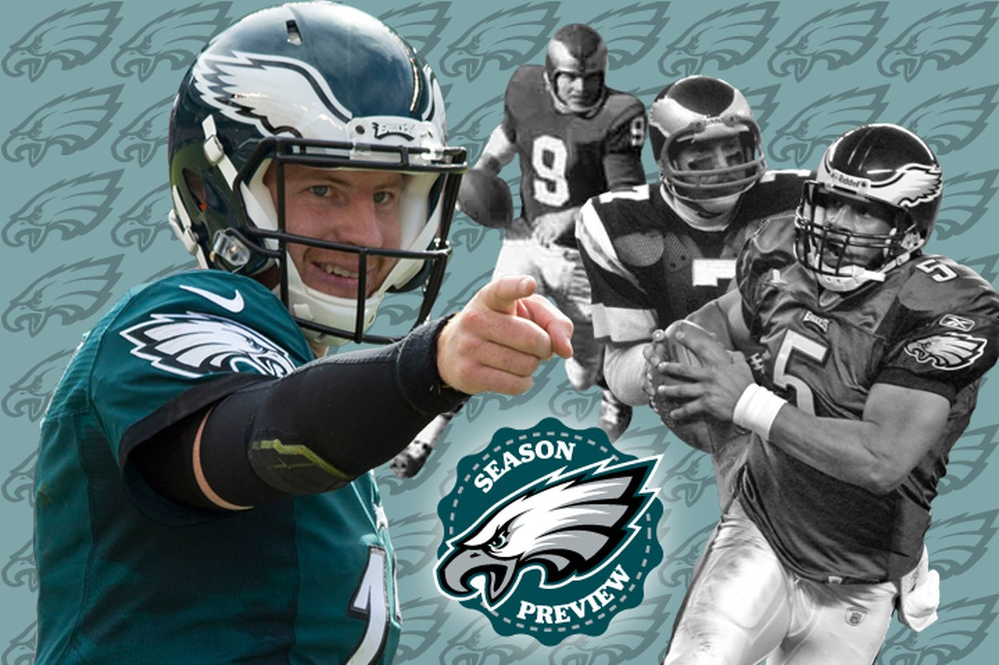 Carson Wentz is already one of the top QBs in Eagles history. He can be the best ever.   Mike Sielski