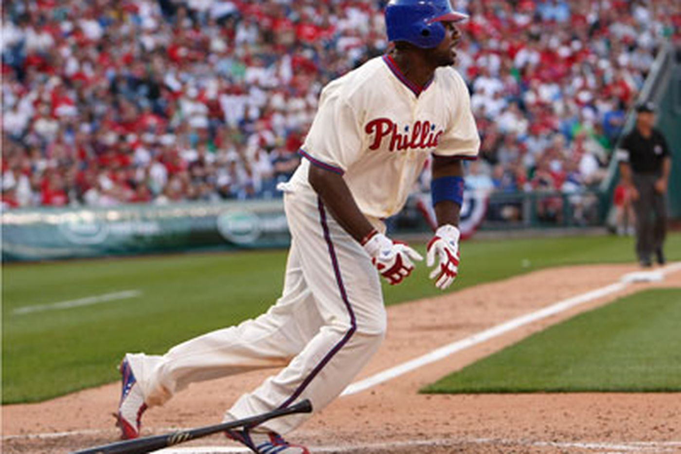 Phillies' Howard worked on swing with Bonds in offseason