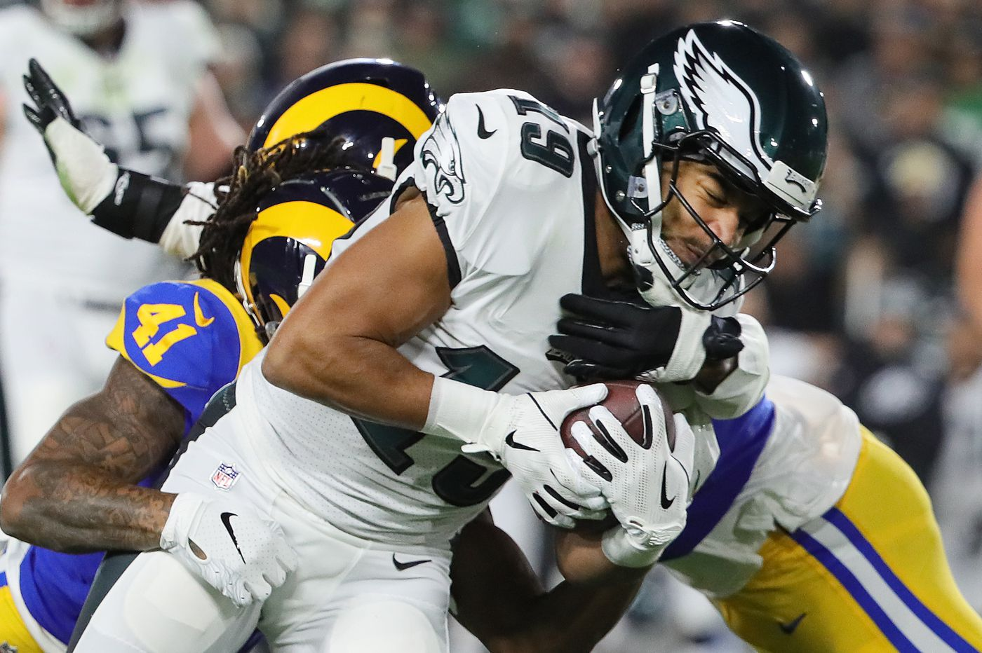 7f6e670b646f13 The Eagles' simplest path to the NFL playoffs