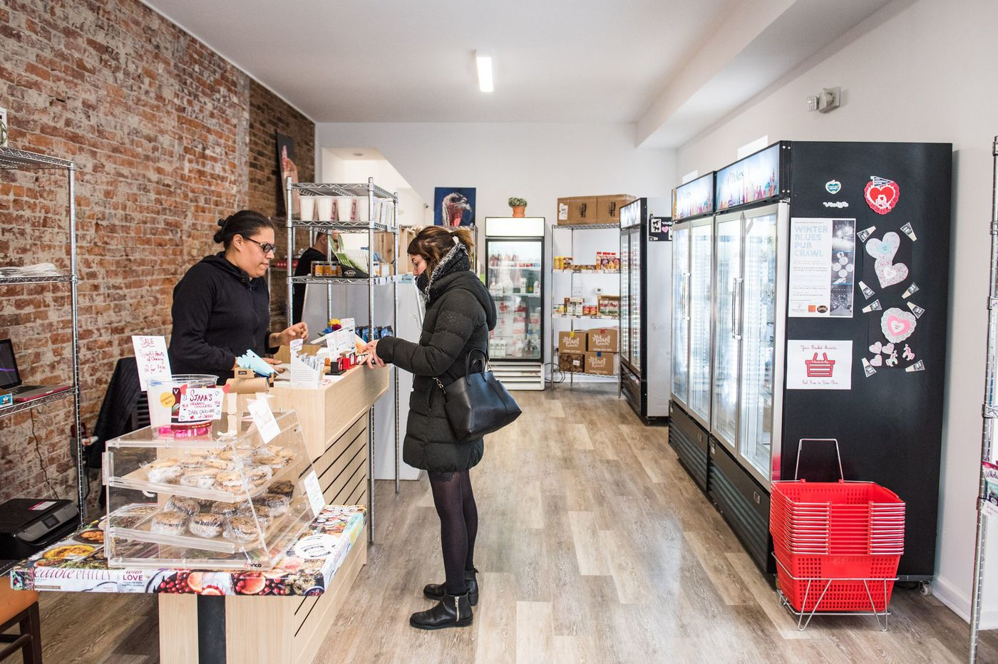 Everything you need to know about V Marks the Shop, a new plant-based convenience store