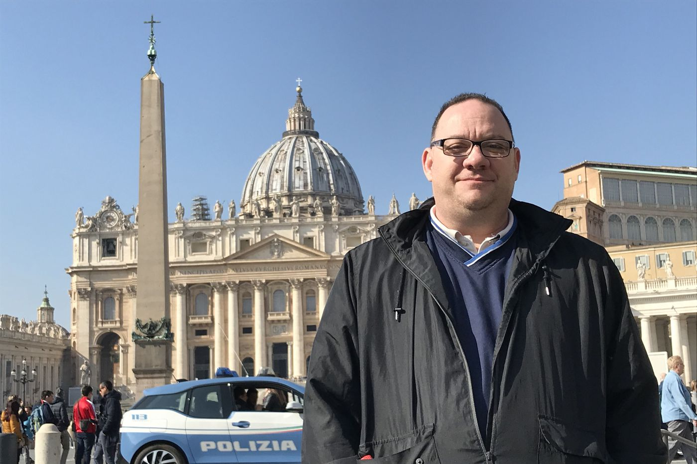 Pa. victims make their presence known at Pope Francis' sex-abuse summit