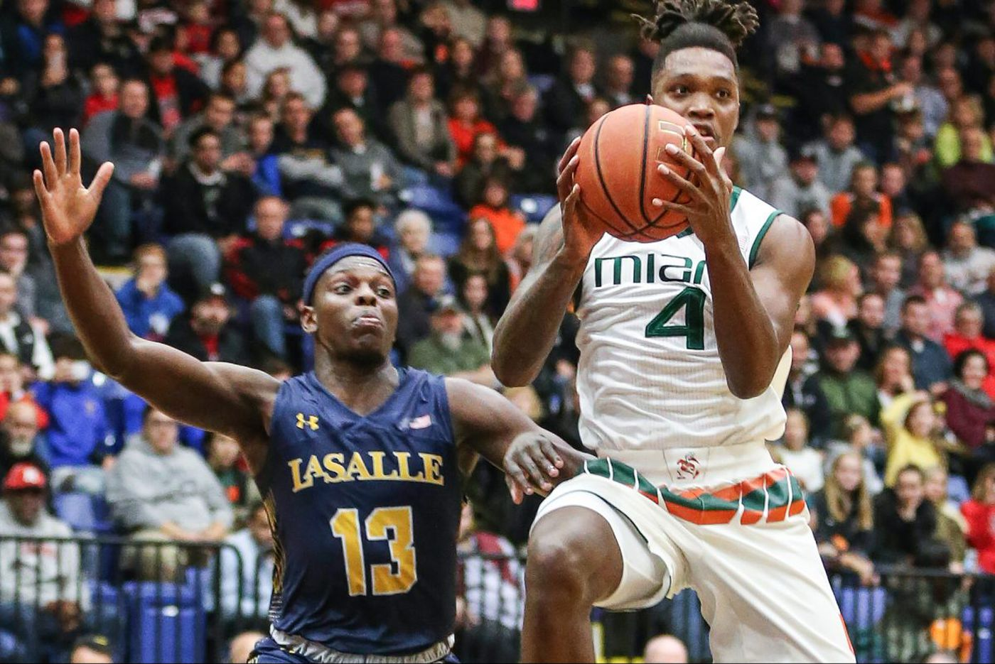 Miami's Lonnie Walker says interview with Sixers went well