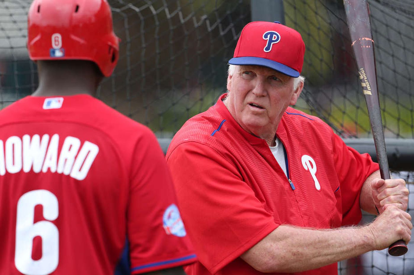 Nobody better than Charlie Manuel to help fix the Phillies' underachieving offense | Analysis