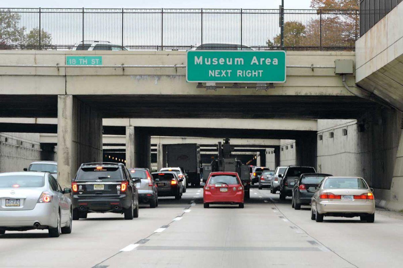 Vine Street Expressway closing again overnight this week
