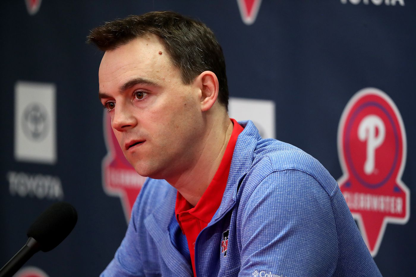 Phillies general manager Matt Klentak needs to win now or his job could be in jeopardy | Bob Brookover