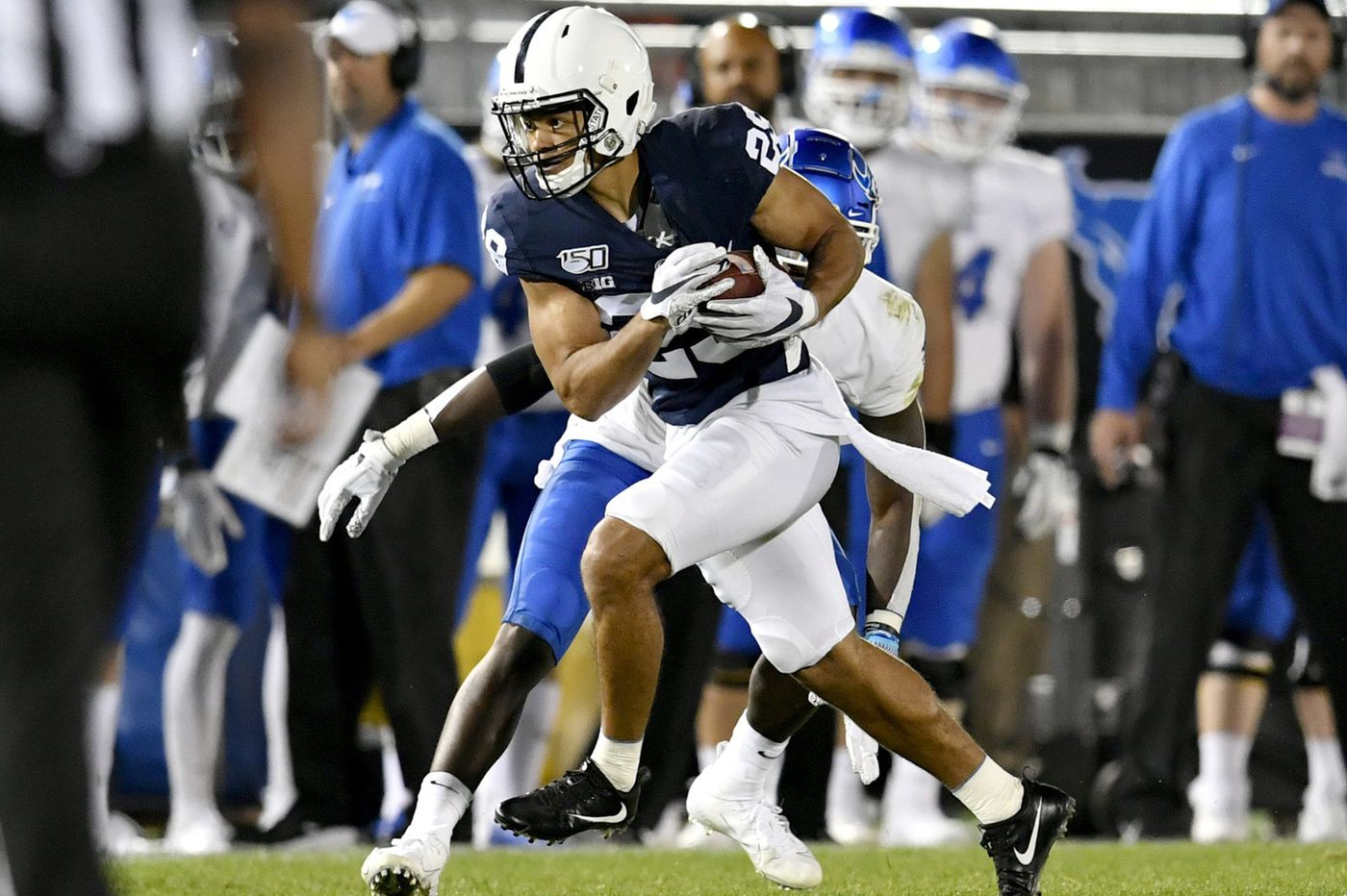 Minnesota's big wide receivers to provide a strong test for Penn State secondary