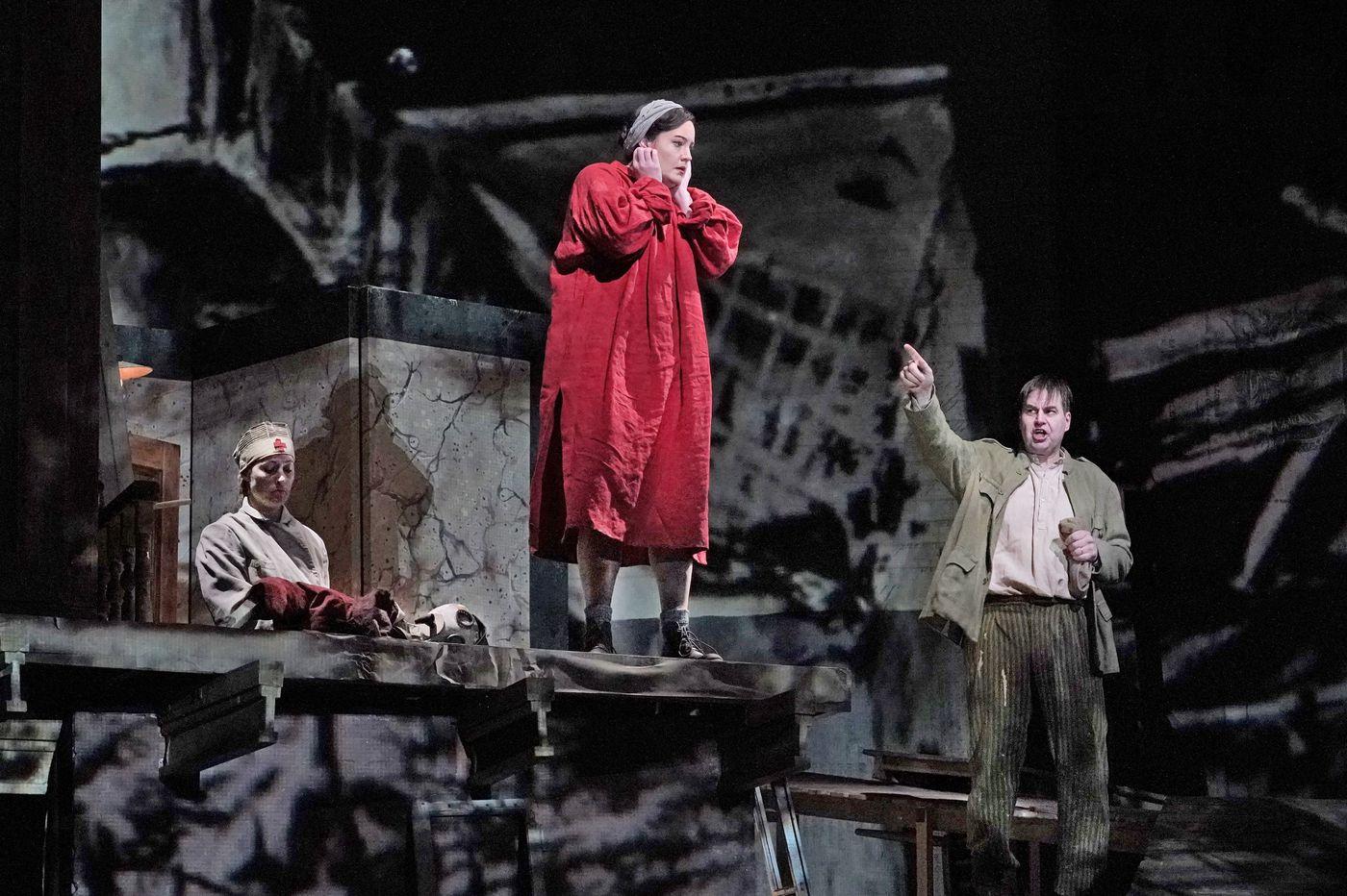 Yannick Nézet-Séguin unleashes 'Wozzeck' at the Met