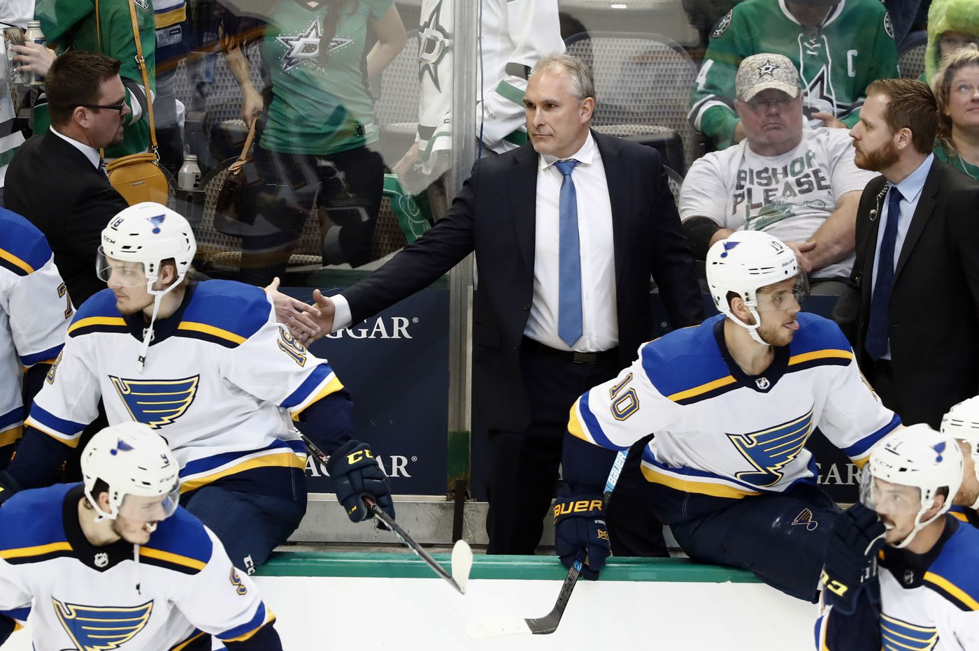 Former Flyers Craig Berube and Patrick Maroon find redemption with St. Louis Blues | Sam Carchidi