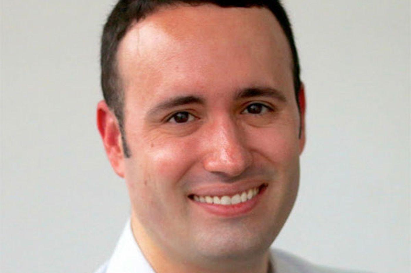 Daniel Ryan Reimold, 34, journalism teacher at St. Joseph's University