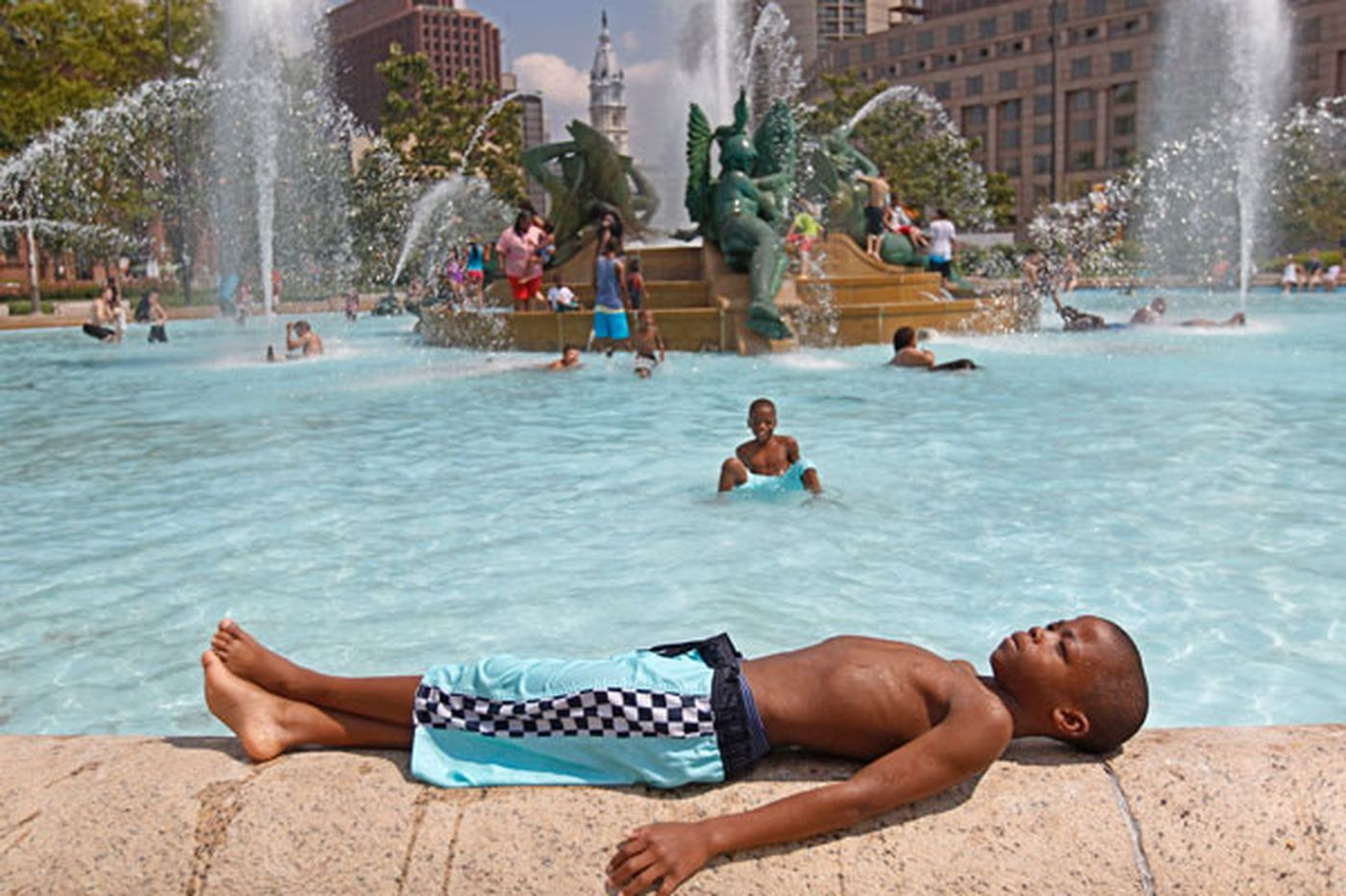 Philly could be as hot as Memphis by 2080 because of climate change, study says