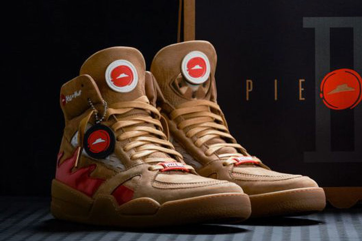 This is not a joke: The sneakers that order pizza for you | Lisa Scottoline
