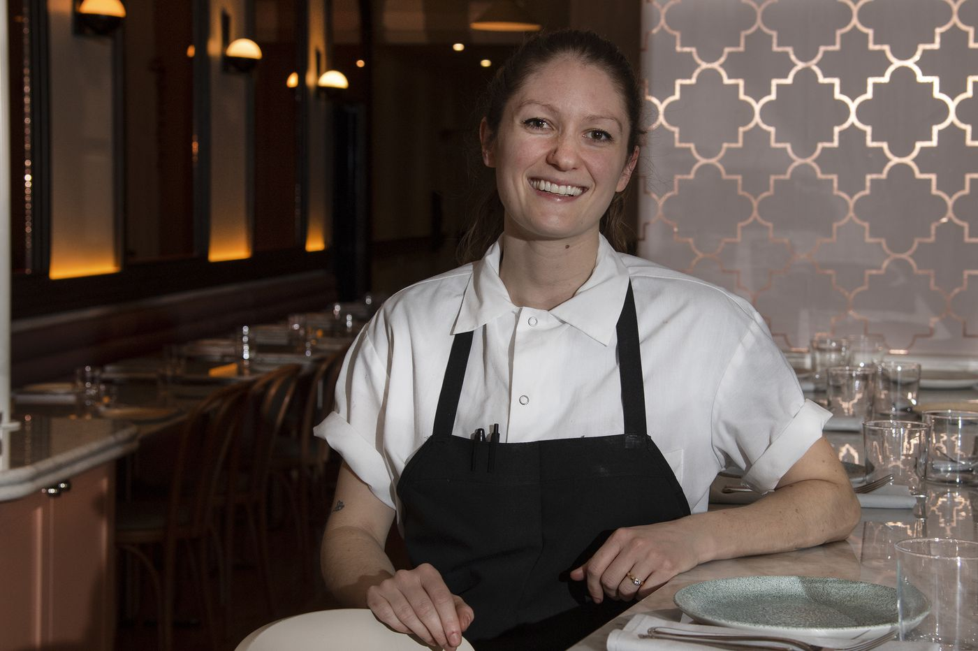Camille Cogswell of K'Far is named one of Food & Wine's best new chefs