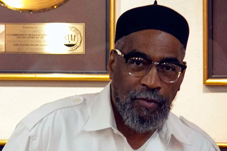 Kenny Gamble (above) and his Universal Cos. have owned the Royal Theater for 13 years, but it remains a decaying shell in a gentrifying area. (STEPHANIE AARONSON / STAFF PHOTOGRAPHER)