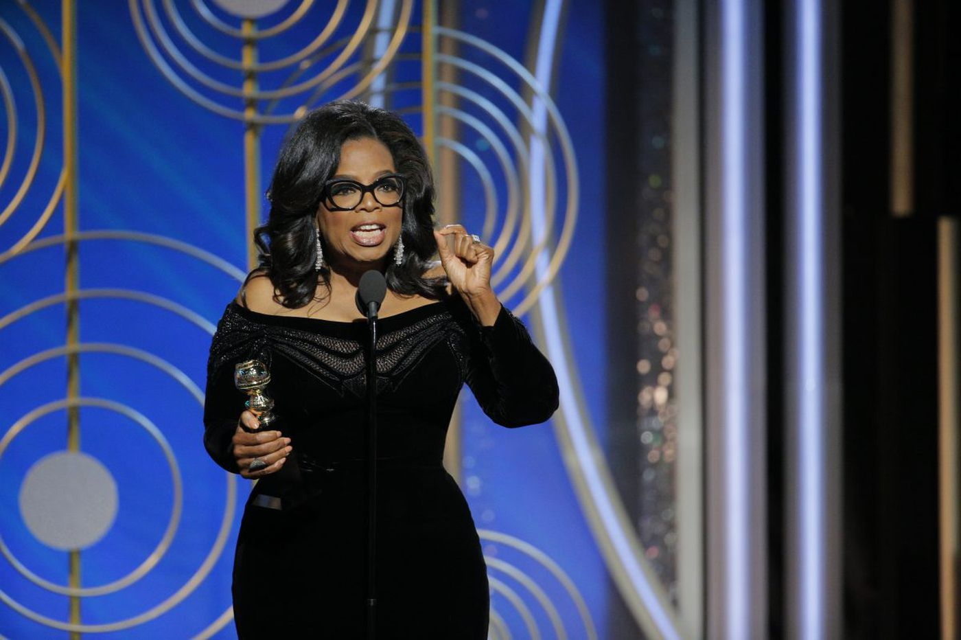 Oprah's Golden Globes speech nailed the true meaning of Time's Up | Elizabeth Wellington