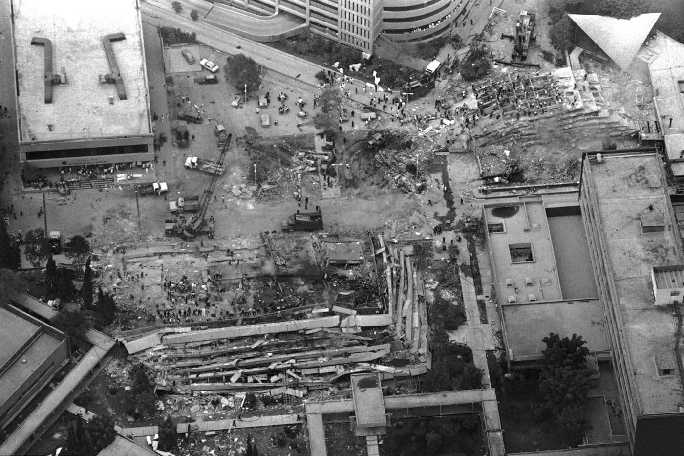 After 32 years, the Mexico earthquake is a sad reminder | Perspective