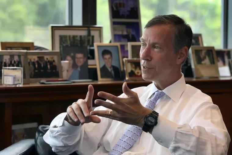Vanguard CEO William McNabb